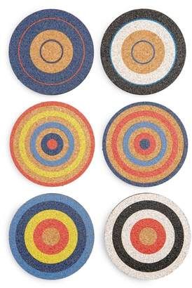 Fredericks and Mae Fredericks & Mae Set of 6 Cork Coasters