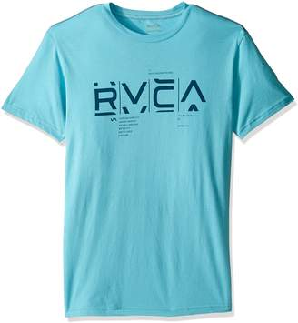 RVCA Men's Dials Short Sleeve T-Shirt