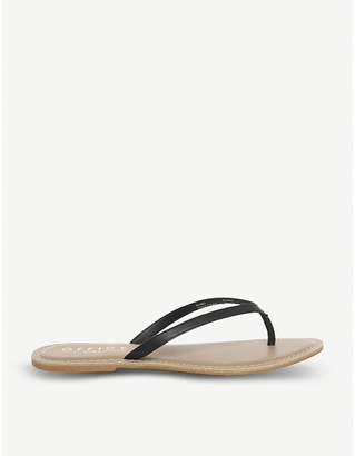 Office Stix toe-post sandals