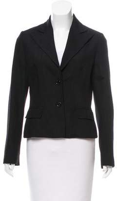 Dolce & Gabbana Single-Breasted Notch-Lapel Blazer