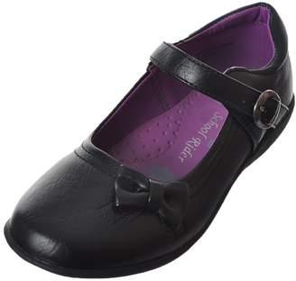 School Rider Girls' Mary Jane Shoes