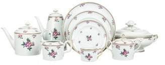 Mottahedeh 43-Piece Peking Rose Partial-Table Service