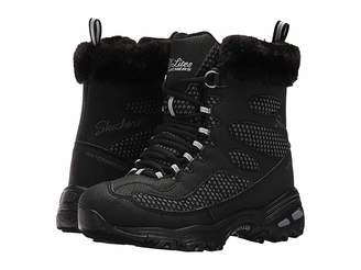 Skechers D'Lites - Snow Plaza Women's Cold Weather Boots