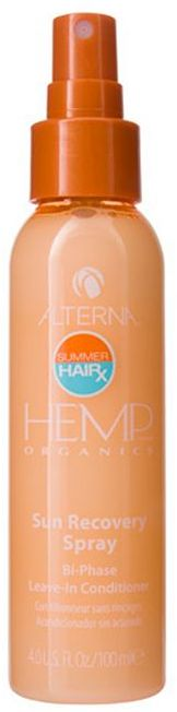 ALTERNA HEMP with Organics Sun Recovery Spray Bi-Phase Leave-In Conditioner 1 ea Everyday Free Shipping Auto Delivery Eligible Email A Friend Write a review