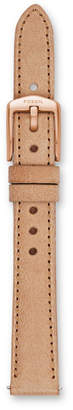 Fossil 14mm Bone Leather Watch Strap