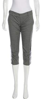 Richmond X Mid-Rise Houndstooth Pants