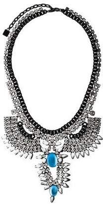 Dannijo Izzie Crystal Collar Necklace