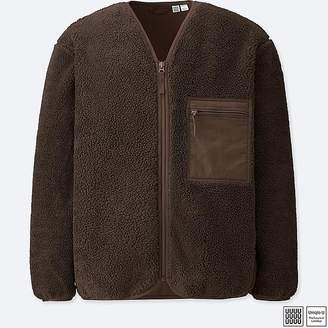 Uniqlo Men's U Fleece Cardigan