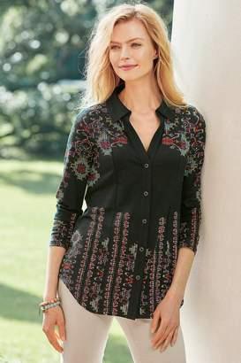 Soft Surroundings Mirasol Shirt