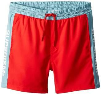 SUPERISM Brees Superism Print Swim Shorts Boy's Swimwear