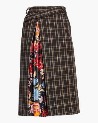 Snow Xue Gao Madison Combo Skirt