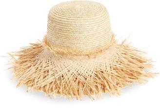 Lola Hats Hula Skirt Straw Hat