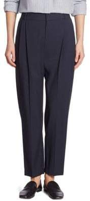 Vince Solid Crop Trousers
