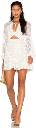 For Love & Lemons x REVOLVE Daisy Dress $255 thestylecure.com