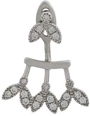 Leon Yvonne leaf earrings
