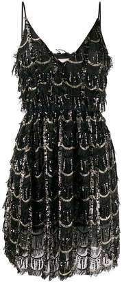Aniye By sequin embellished dress