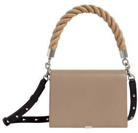 AllSaints Harri Leather Crossbody Bag