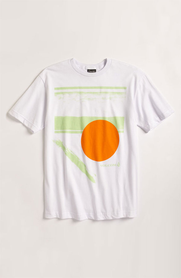 Volcom 'Linear' T-Shirt (Big Boys)