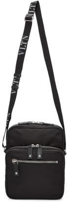 Valentino Black Garavani VLTN Rockstud Messenger Bag