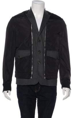 DSQUARED2 Nylon Wool Jacket