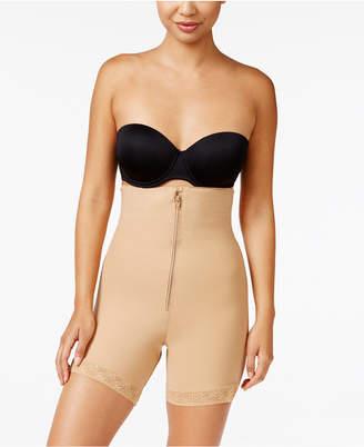 Leonisa Women Firm Tummy-Control Wyob Strapless Thigh-Slimmer 018486