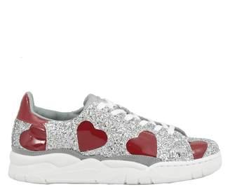 Chiara Ferragni Glitter Sneaker