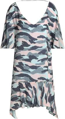 Vix Paula Hermanny Printed Gauze Dress