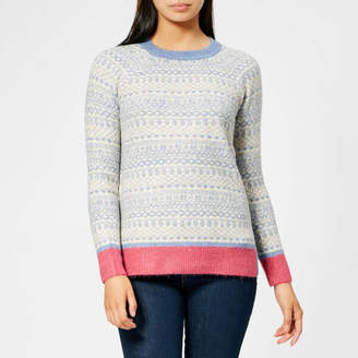 a7bf25f89ba5f7 Womens Fairisle Knitwear - ShopStyle UK