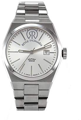 Revue Thommen Women's 108.01.01 Urban Lifestyle Analog Display Swiss Automatic Silver Watch