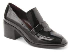 Kensie Holland Glossy Loafers