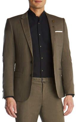 The Kooples Woven Wool Sports Jacket