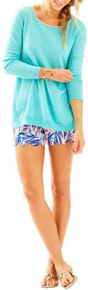 Lilly Pulitzer Collins Cashmere Sweater $198 thestylecure.com