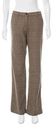 Massimo Alba Mid-Rise Wool Pants w/ Tags