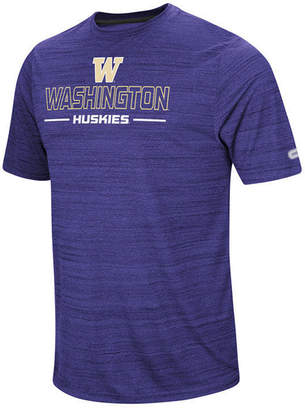Colosseum Men's Washington Huskies The Line Up T-shirt