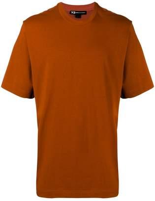 Y-3 Adidas X Yohji Yamamoto oversized T-shirt