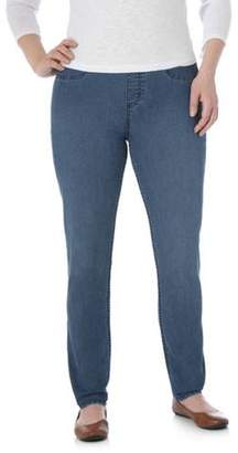 Lee Riders Women's Heavenly Touch Pull On Jegging