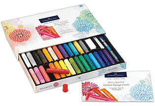 Faber-Castell Mix & Match Gelato Craft Sticks Gift Set