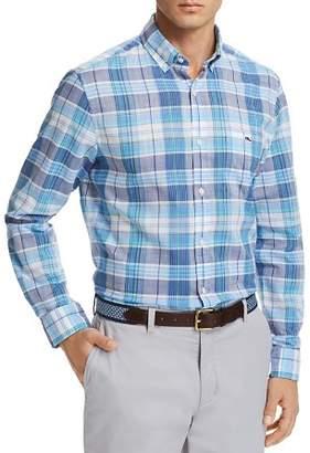 Vineyard Vines Smith Point Plaid Classic Fit Button-Down Shirt