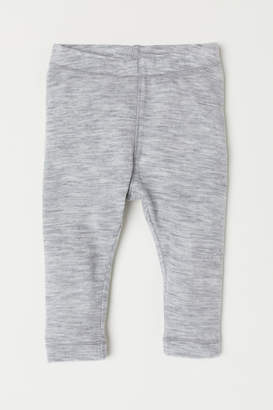 H&M Wool Leggings