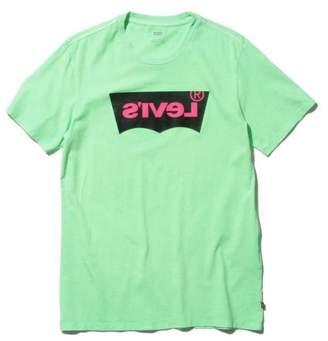 Levi's (リーバイス) - リーバイス グラフィックTシャツ HM SSNL TECH NEON