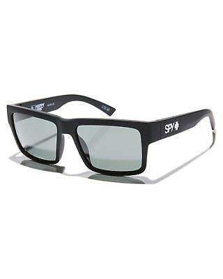 SPY New Men's Montana Happy Lens Sunglasses 100% Uv Protection Black