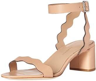 Loeffler Randall Women's EMI Signature Scallop Block Heel Dress Sandal
