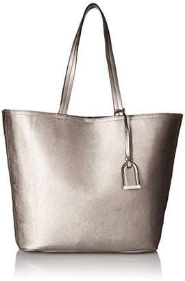 Kenneth Cole Reaction Women's Clean Slate Tote Shoulder Handbag, Brown