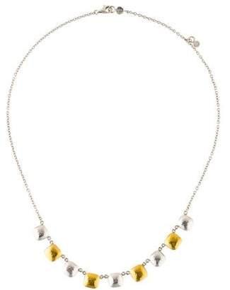 Gurhan Brandy Square Front Necklace
