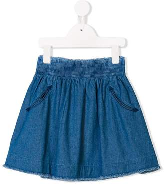 Stella McCartney denim short skirt