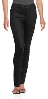 agnès b. Low-Rise Slim-Fit Jeans