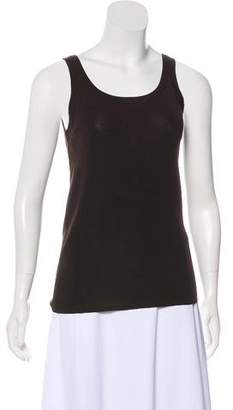 Akris Punto Sleeveless Wool Top