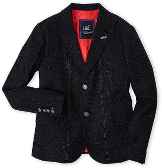 Manuell & Frank Boys 8-20) Speckled Wool Sport Coat
