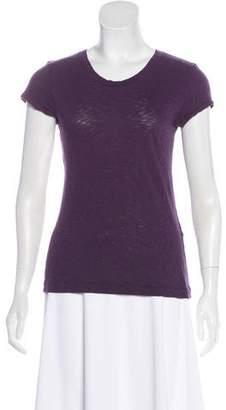 Rag & Bone Semi-Sheer Sleeveless T-Shirt