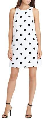 Lauren Ralph Lauren Polka Dot Dress